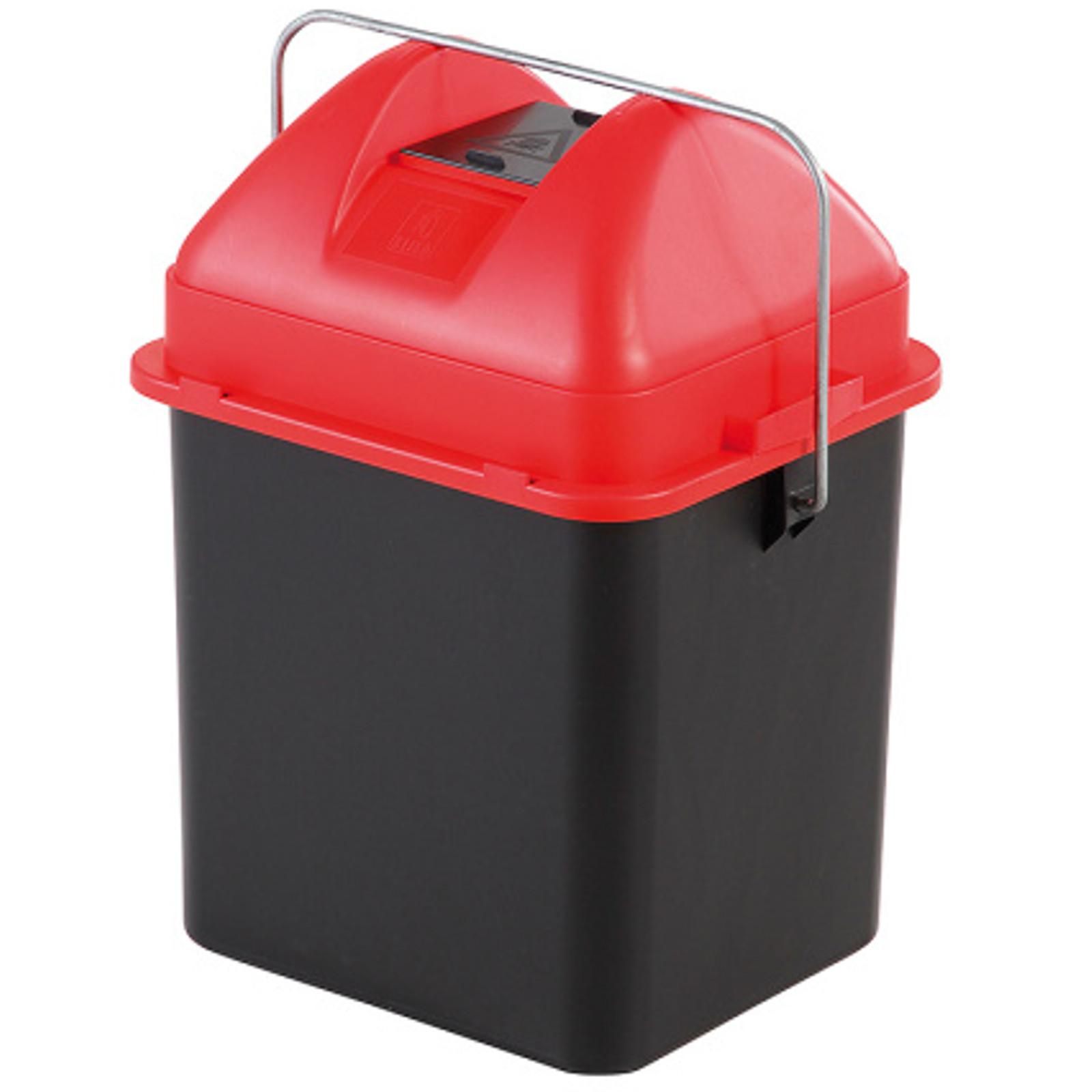 Inteligentny MEVA ® Pojemnik na zużyte baterie Hurtownia Sklep Cena Tanio MK28
